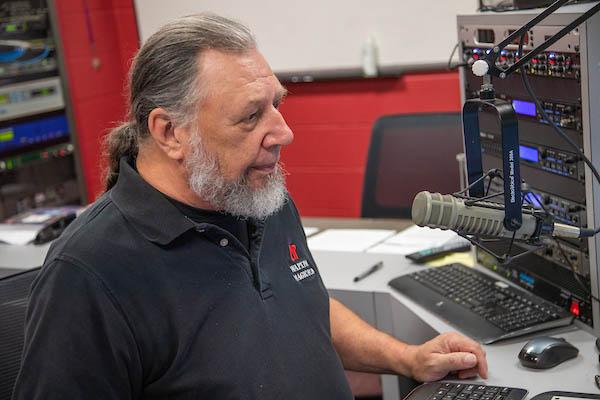Austin Peay State University's radio station WAPX-FM won awards for its 9/11 coverage. (APSU)