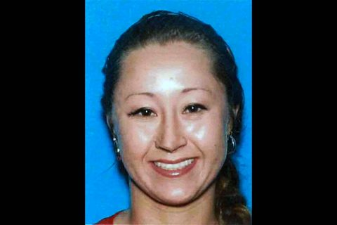 Missing Person Amanda Murray