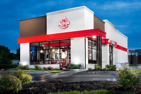 Arby's Restaurant to open in Clarksville. First 50 Guests in Line on December 2nd to Receive Free Arby's Food for a Year.