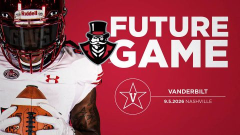Austin Peay State University Football to renew renew gridiron series with Vanderbilt Commodores in 2026. (APSU Sports Information)
