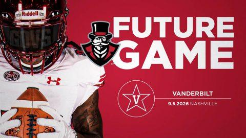 Austin Peay State University Football to renew renew gridiron series with Vanderbilt Commodores in 2026. (APSU Sports Information)