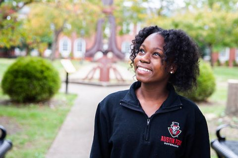 Austin Peay State University student Yvette Anderson. (APSU)