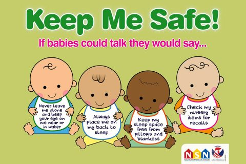Keep Me Safe! If Babies could talk they would say...