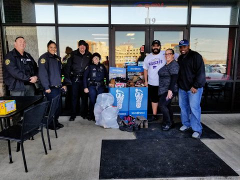 """""""Pizza and Police"""" event was a huge success"""