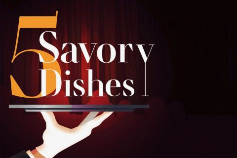 Five Savory Dishes to be premiere at APSU