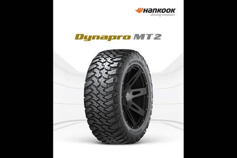 Hankook Tire's all-new Dynapro MT2 (RT05).