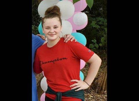 The Montgomery County Sheriff's Office is searching for runaway Hannah Guffey.