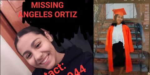 Clarksville Police are asking the publics help in locating missing person Angeles Ortiz.