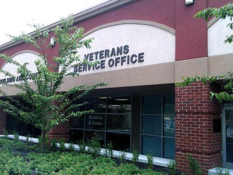 Montgomery County Veterans Service Organization Office
