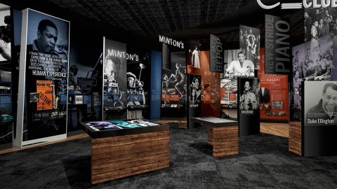 The National Museum of African American Music is set to open in the summer of 2020 and will be the only museum dedicated solely to preserving African American music traditions and celebrating the influence African Americans have had on music.
