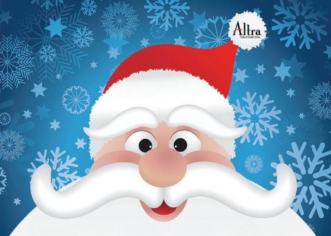 Santa To Visit Altra Federal Credit Union
