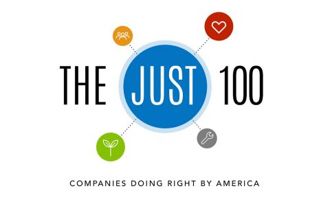 The Just 100 - Companies Doing Right By America. (Forbes)