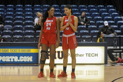 Austin Peay State University Women's Basketball takes on Illinois State at the Dunn Center, Sunday afternoon. (APSU Sports Information)