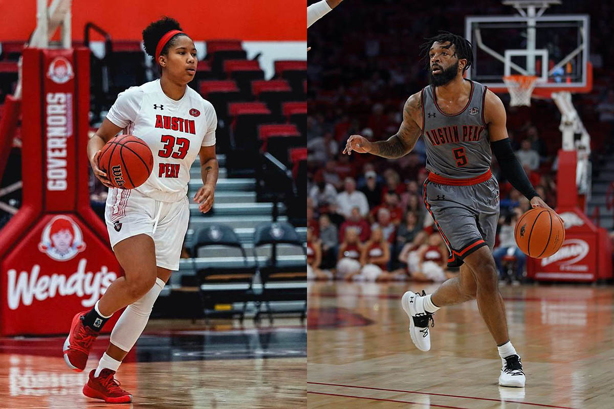 Austin Peay State University Men and Women's Basketball begin OVC Season in a couple of weeks. (APSU Sports Information)