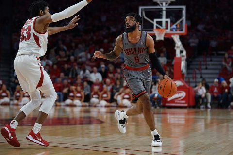 Austin Peay State University Men's Basketball returns to the Dunn Center to host North Florida Saturday afternoon. (APSU Sports Information)