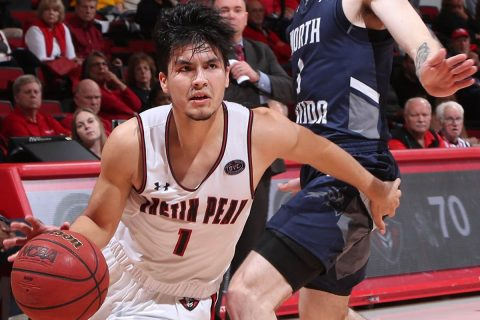 Austin Peay State University Men's Basketball travels to Georgia Bulldogs, Monday. (APSU Sports Information)