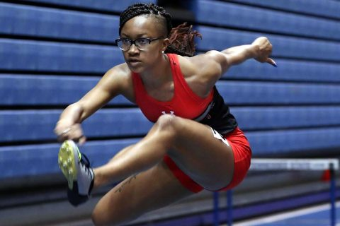 Austin Peay State University Women's Indoor Track and Field begins season this Saturday in Carbondale Illinois at Saluki Fast Start. (Robert Smith, APSU Sports Information)