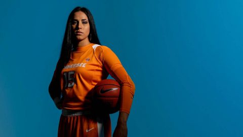 Tennessee Women's Basketball travels to Portland State for a 4:00pm CT matchup, Saturday. (UT Athletics)