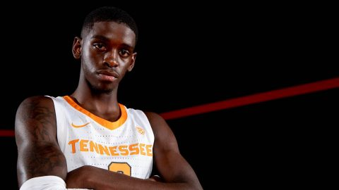 Tennessee Men's Basketball plays Floriday State at Thompson-Boling Arena, Wednesday. (UT Athletics)
