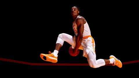 Tennessee Men's Basketball is set to play it's last game in 2019 this Saturday when the Vols face Wisconsin at Thompson-Boling Arena. (UT Athletics)