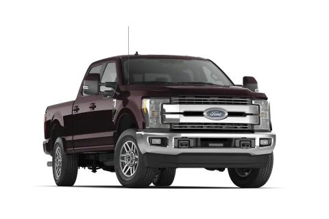Certain 2017-2019 Super Duty F-250, F-350, F-450 and F-550 vehicles with carpet flooring. If a front seat belt pretensioner deploys as the result of a crash, the sparks may ignite materials such as carpeting or insulation within the B-pillar area.
