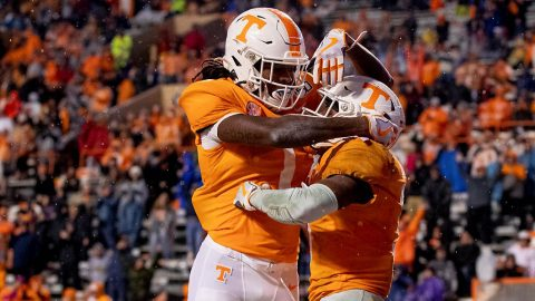 Tennessee Vols Football is set to take on the Indiana Hoosiers in the Gator Bowl Thursday night. (UT Athletics)