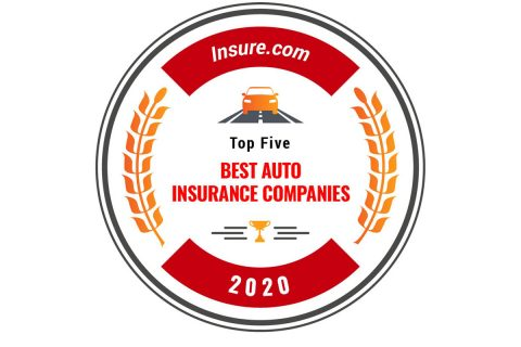2020 America's Best Insurance Company by Insure.com