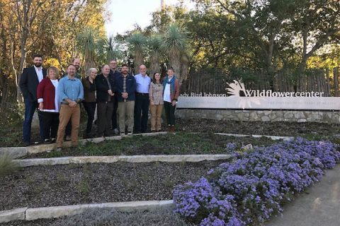 Austin Peay State University's Southeastern Grasslands Initiative to work with The University of Texas at Austin's Lady Bird Johnson Wildflower Center. (APSU)