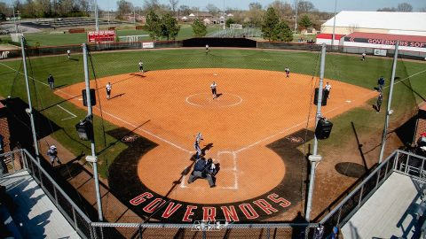 Austin Peay State University Softball will play 21 home games at Cathi Maynard Park-Cheryl Holt Field in 2020. (APSU Sports Information)