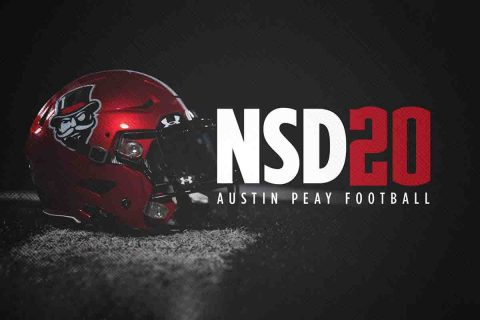 Austin Peay State University Football adds 10 players during 2020 Early Signing. (APSU Sports Information)