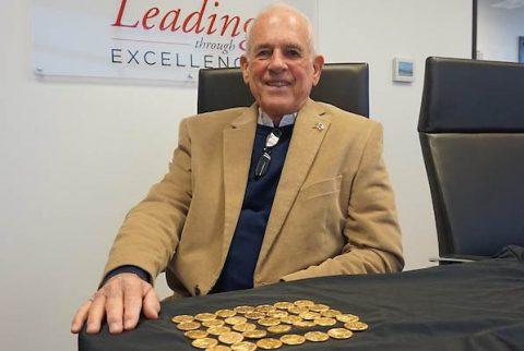 Austin Peay State University alumnus John McGee ('69). (APSU)