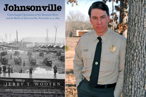 Author Jerry T. Wooten to talk about new book Johnsonville on January 11th at the Fort Defiance Civil War Park and Interpretive Center.