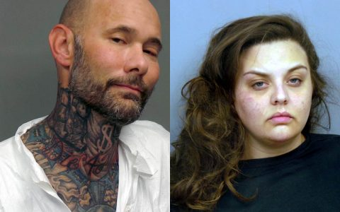 Brady Witcher and Brittany McMillan have been arrested in Hazelwood Missouri according to Clarksville Police.