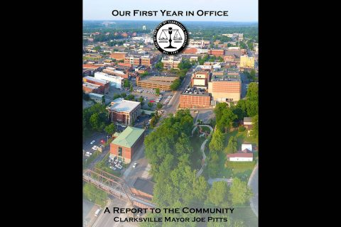 Clarksville Mayor Joe Pitts - A Report To The Community