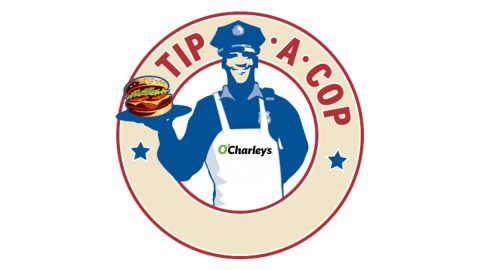 Clarksville Police Department's Tip a Cop event to take place December 18th at the O'Charley's on Riverside Drive.