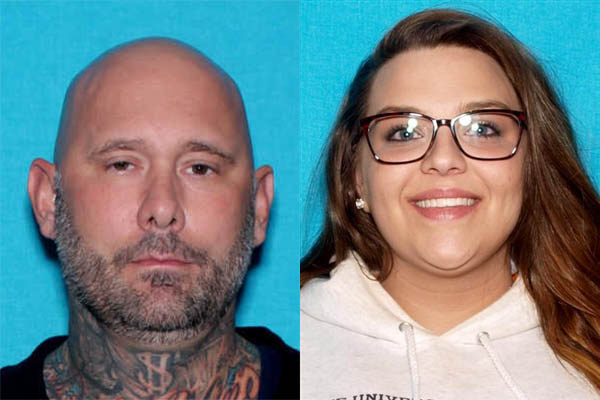 Clarksville Police are looking for Brady Witcher and Brittany McMillan.