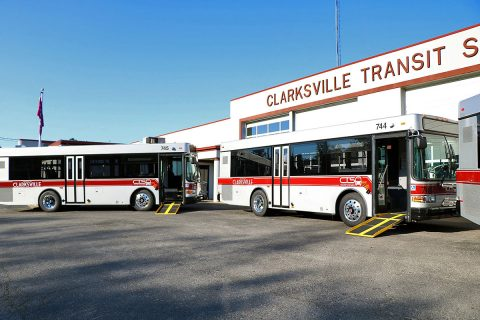 Clarksville Transit System bus service offers free rides to Warm Souls, shopping.