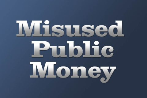 Misused Public Money