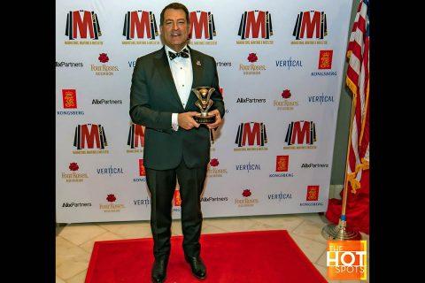 """U.S. Representative Mark Green named """"Legislator of the Year"""" by the American Freedom Fund."""