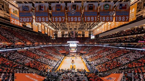 Tennessee's Thompson-Boling Arena