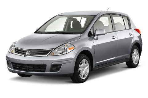 2011 Nissan Versa Sedan is one of the models being recalled by Nissan North America, Inc.