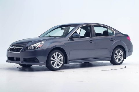 2014 Subaru Legacy is one of the models being recalled by Subaru of America, Inc.