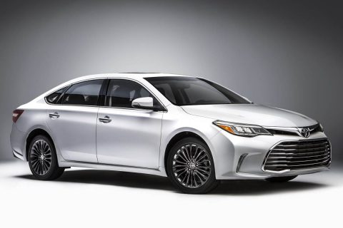 2018 Avalon is one of the models being recalled by Toyota Motor Engineering & Manufacturing.