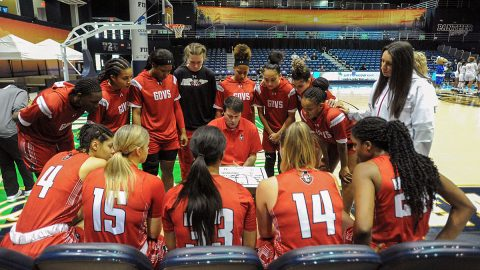 Austin Peay State University Women's Basketball kicks off the new year against Southeast Missouri at the Dunn Center, Thursday. (APSU Sports Information)