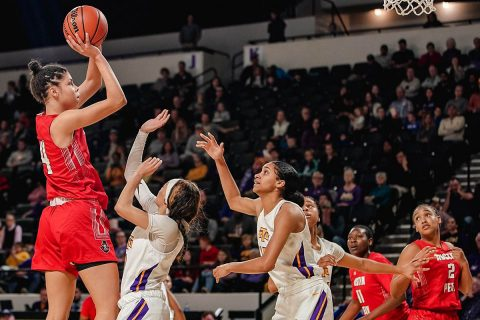 Austin Peay State University Women's Basketball is now 0-3 in OVC play after loss to Tennessee Tech, Thursday. (APSU Sports Information)