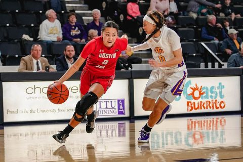 Austin Peay State University Women's Basketball is on the road Saturday to take on Jacksonville State. (APSU Sports Information)