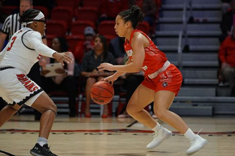 Austin Peay State University Women's Basketball turnovers were critcal in loss to Southeast Missouri. (APSU Sports Information)