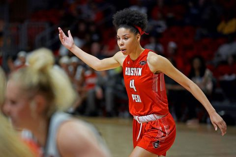 Austin Peay State University Women's Basketball finishes road trip with visit to UT Martin, Saturday. (APSU Sports Information)