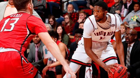 Austin Peay State University Men's Basketball plays UT Martin at the Dunn Center, Saturday afternoon. (APSU Sports Information)