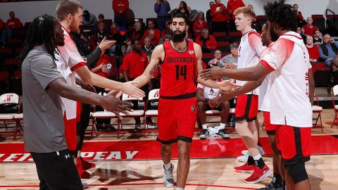 Austin Peay State University Men's Basketball looks to go 3-0 in the OVC when they face Tennessee Tech, Thursday. (APSU Sports Information)